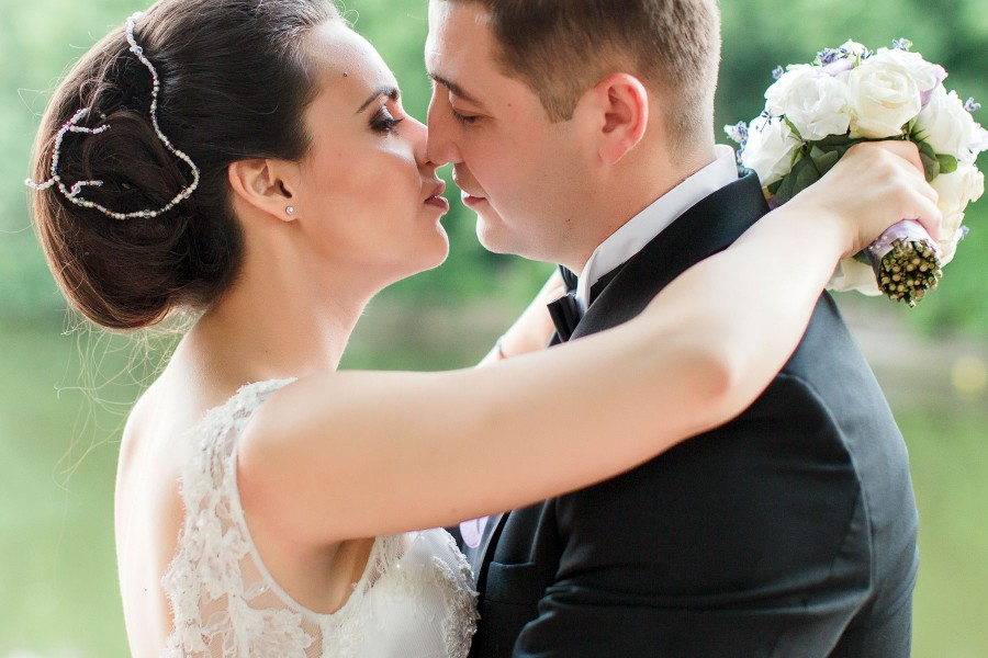 Laura & Razvan ~ wedding day