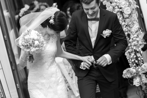 Ludmila & Lucian ~ wedding day