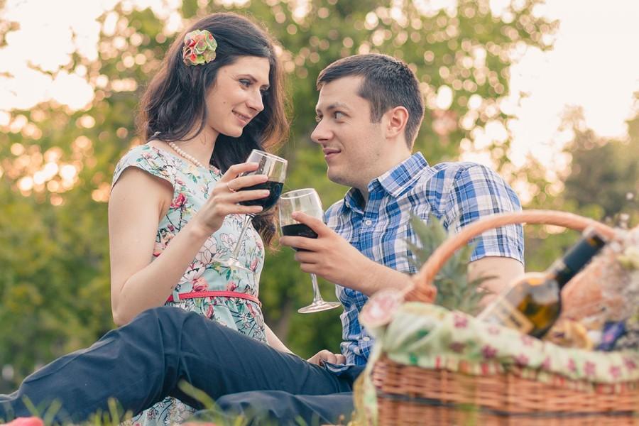 Ludmila & Lucian ~ pre-wedding