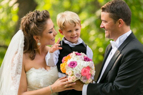 Nicoleta & Peter ~ wedding day