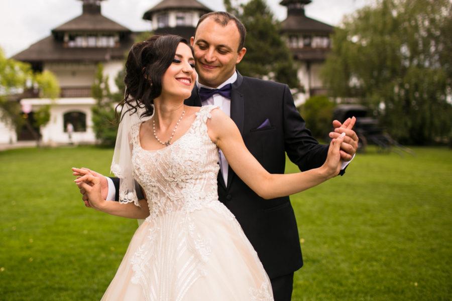 A & T -wedding day